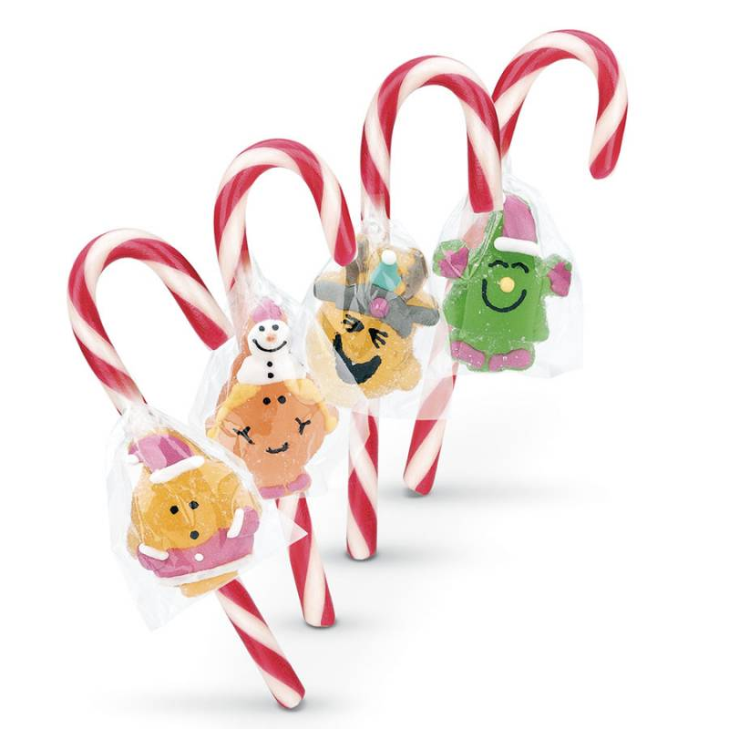 Candy Canes Monsieur Madame