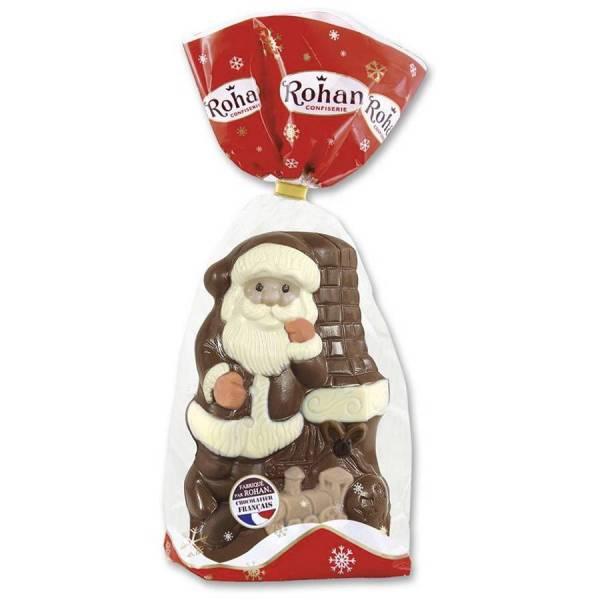 Père Noël cheminée