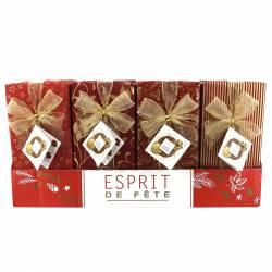 Ballotin Chocolats de Noël