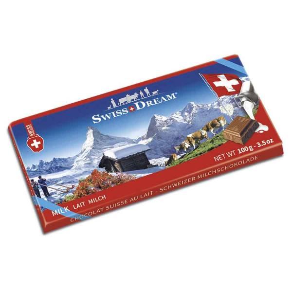 Tablette Lait SwissDream 100g