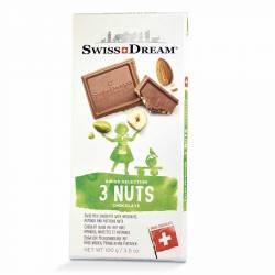 SwissDream 3 Noisettes