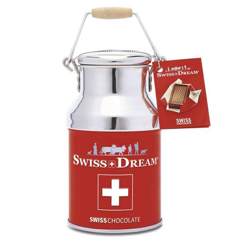 Pot à Lait Chocolats SwissDream 100g