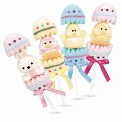 Brochette Marshmallows de...