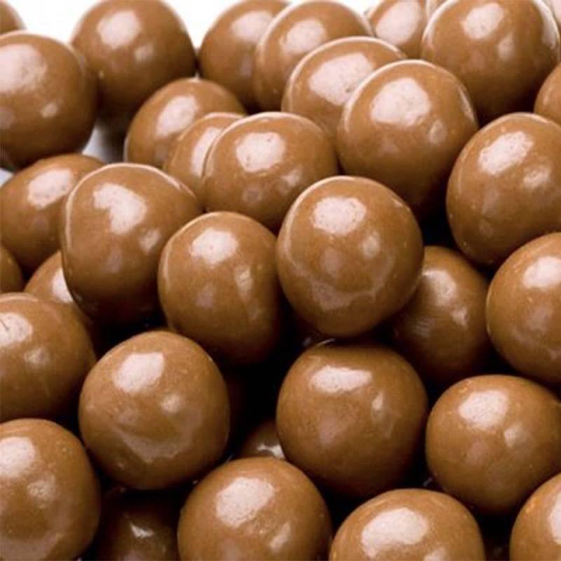 Boule de Chocolat Lait et Céréales
