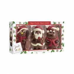 Boîte 3 Moulages de Noël