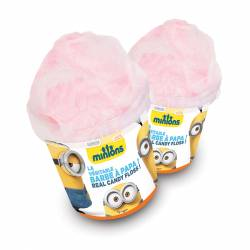 Minions candyfloss