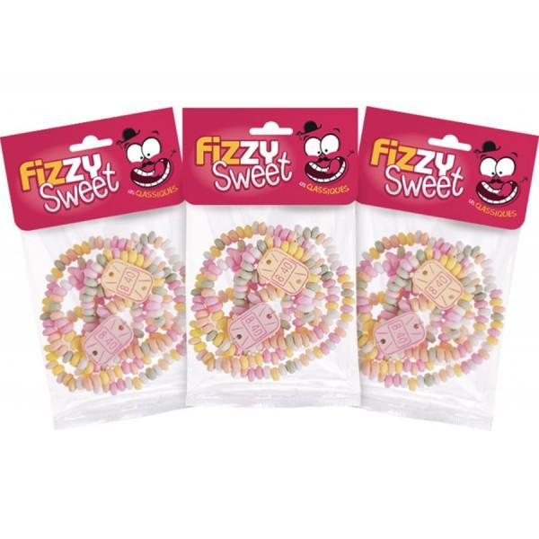 Colliers et Montres Bonbons - Fizzy Sweet