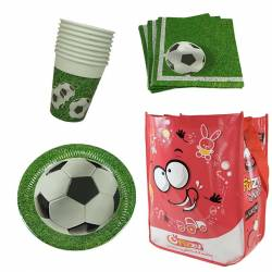 Pack Anniversaire Foot