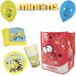 Pack Anniversaire Minions