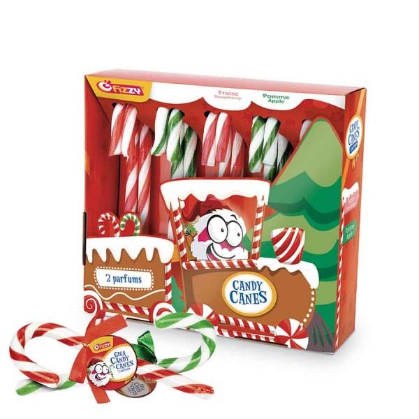 Boîte de 10 Candy Canes